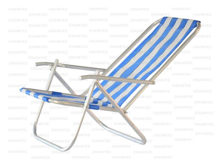 Cadeira De Praia 2 Posições