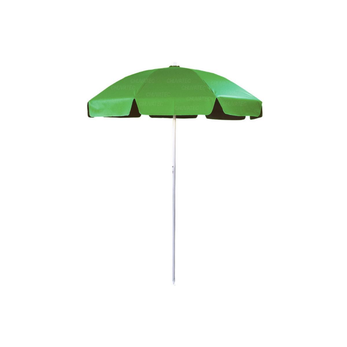 Guarda-sol AlumÍnio 2,00m Verde Bandeira R$ 136,90