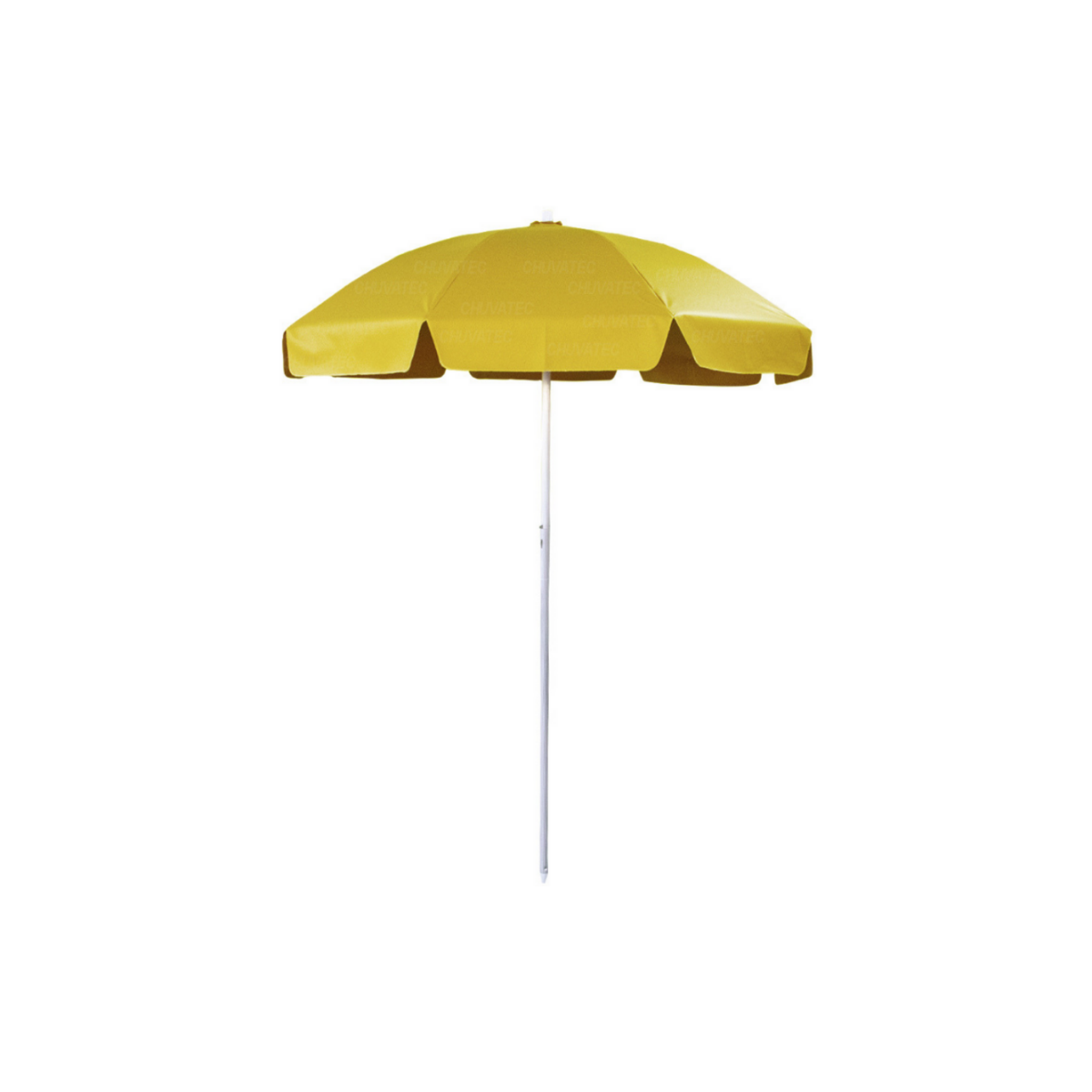 Guarda-sol AlumÍnio 1,60m Amarelo R$ 113,90
